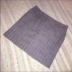 Ann Taylor LOFT Woven Skirt Sz 14